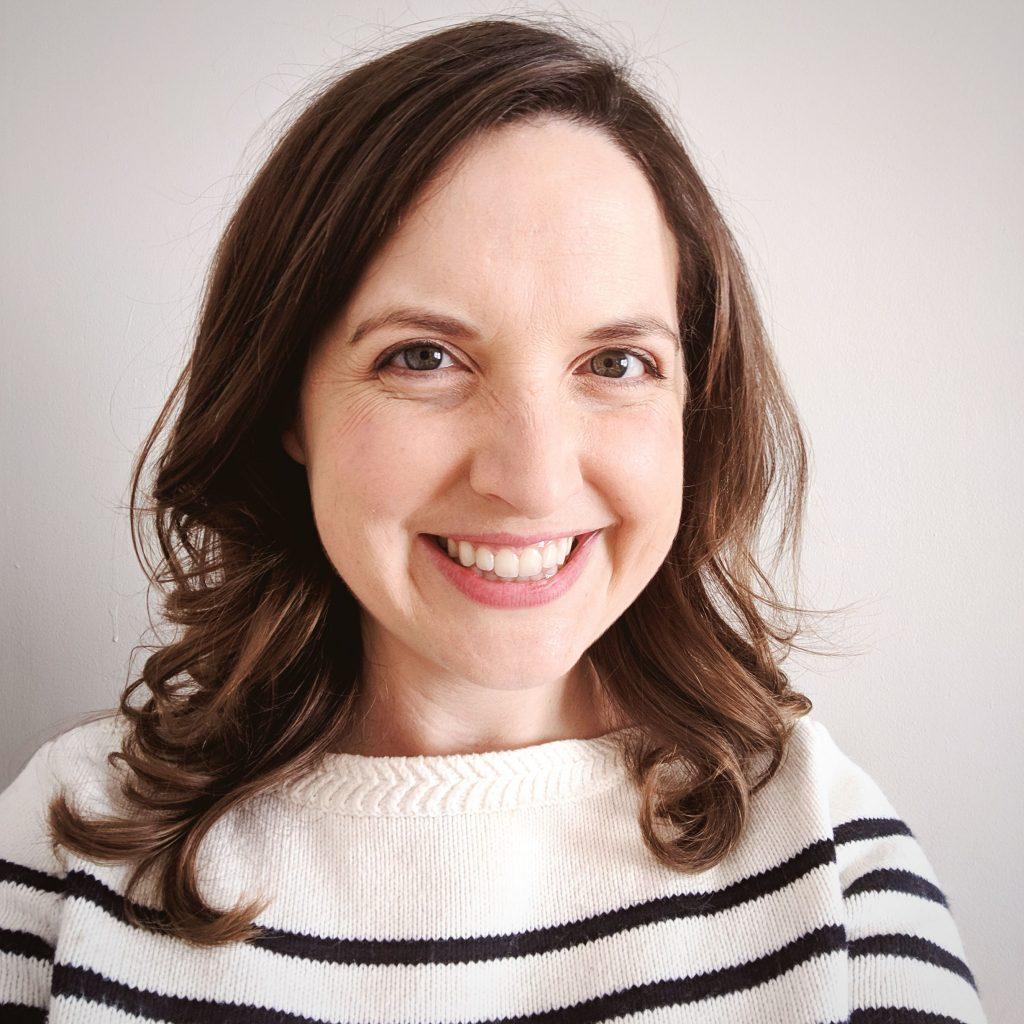 A portrait of Kate Carpenter.